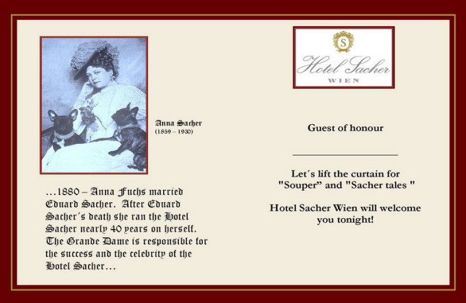 ICU-in-Vienna_Sacher-Tales-Invitation_Hotel-Sacher-Wien_